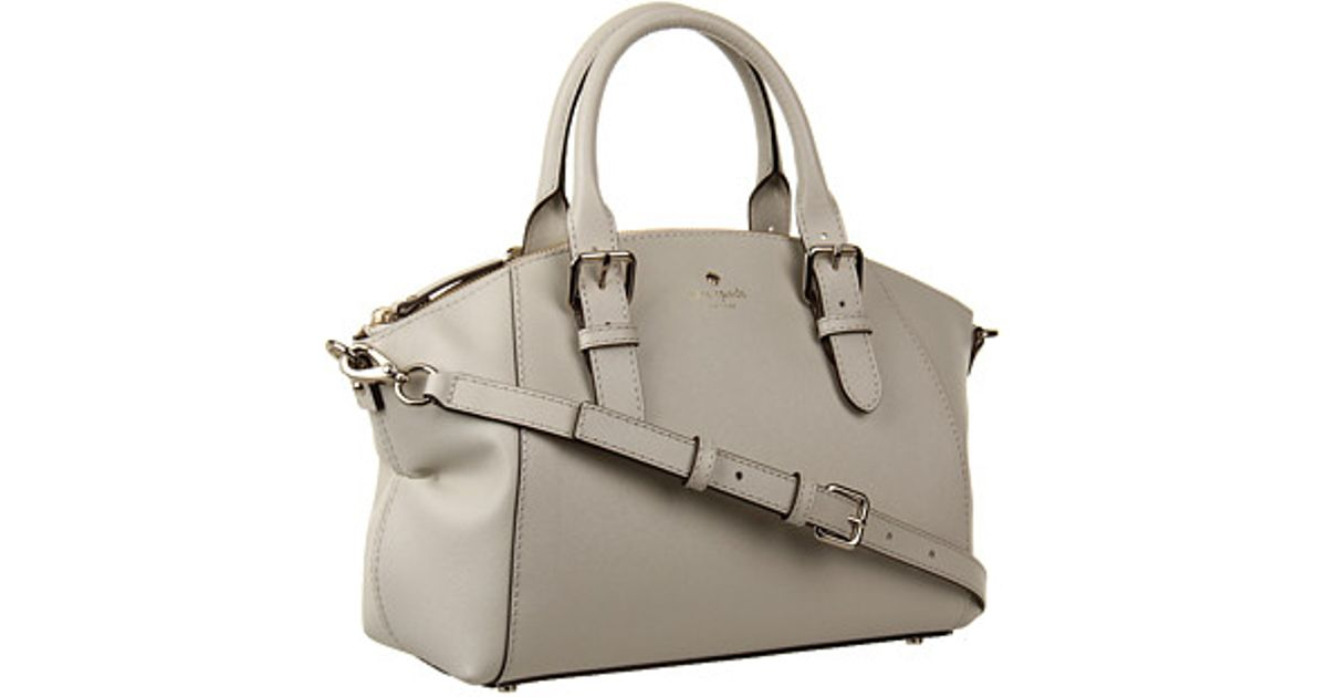 Lyst - Kate Spade Charlotte Street Small Sloan in Gray 01136ad7caac9