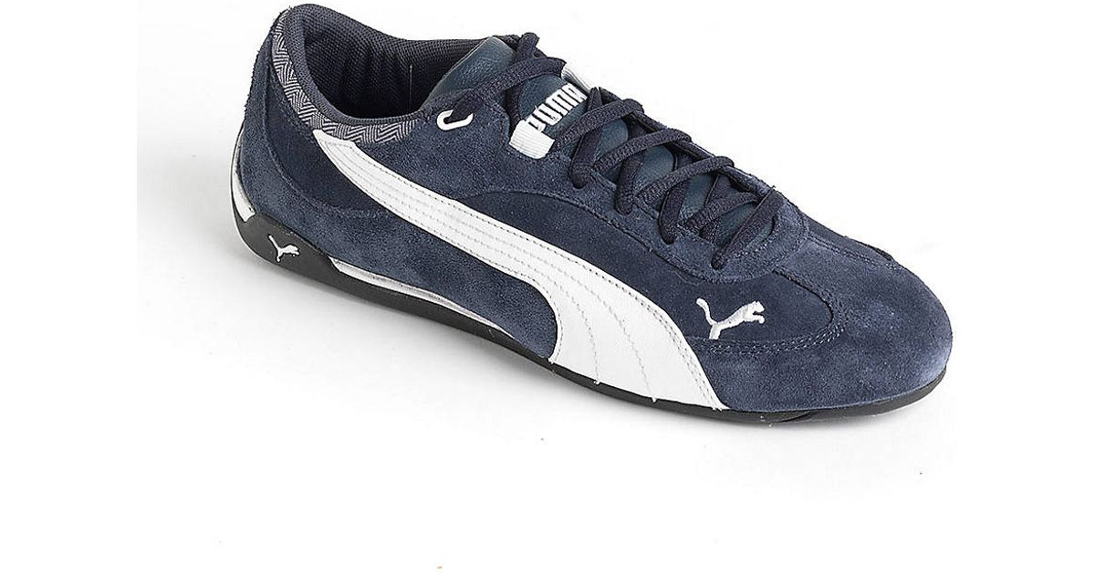 Sneakers Puma Blue For Fast Suede Cat Men D9EH2YWI