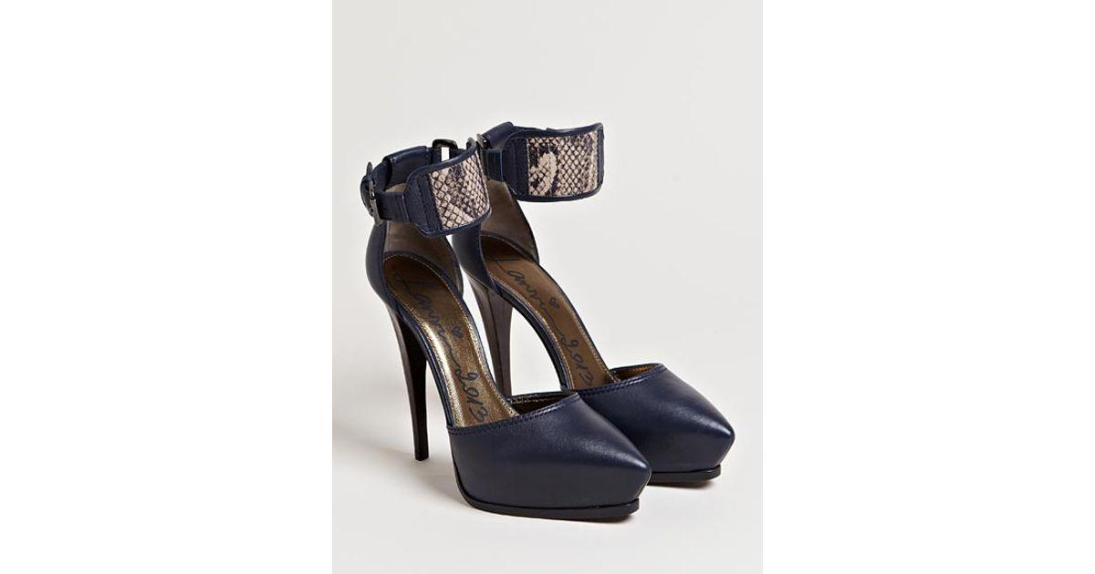Lanvin Velvet Ankle-Strap Pumps sale free shipping sale store comfortable sale online buy cheap authentic M2pJ3h6xGt