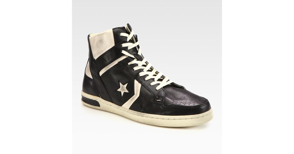 Converse Weapon One Star Leather
