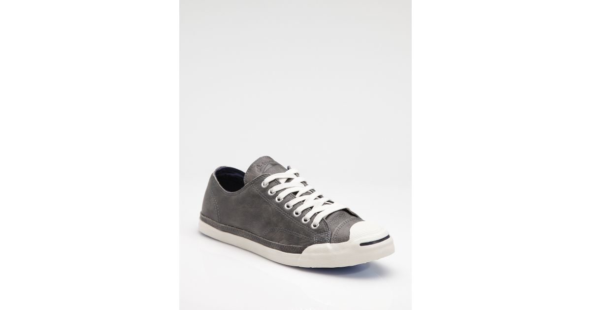 d9fd1f36a5791b Lyst - Converse Jack Purcell Oxford Sneakers in Gray for Men