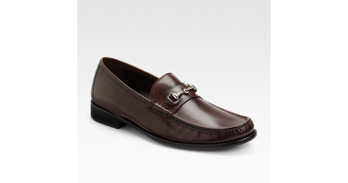 9474d51d87d Lyst - Cole Haan Air Aiden Bit Loafers in Brown for Men