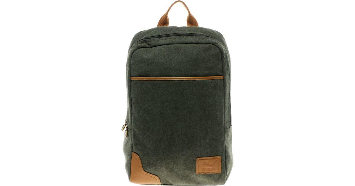 Lyst - PUMA Grade Backpack in Green for Men 1452ca948af9b