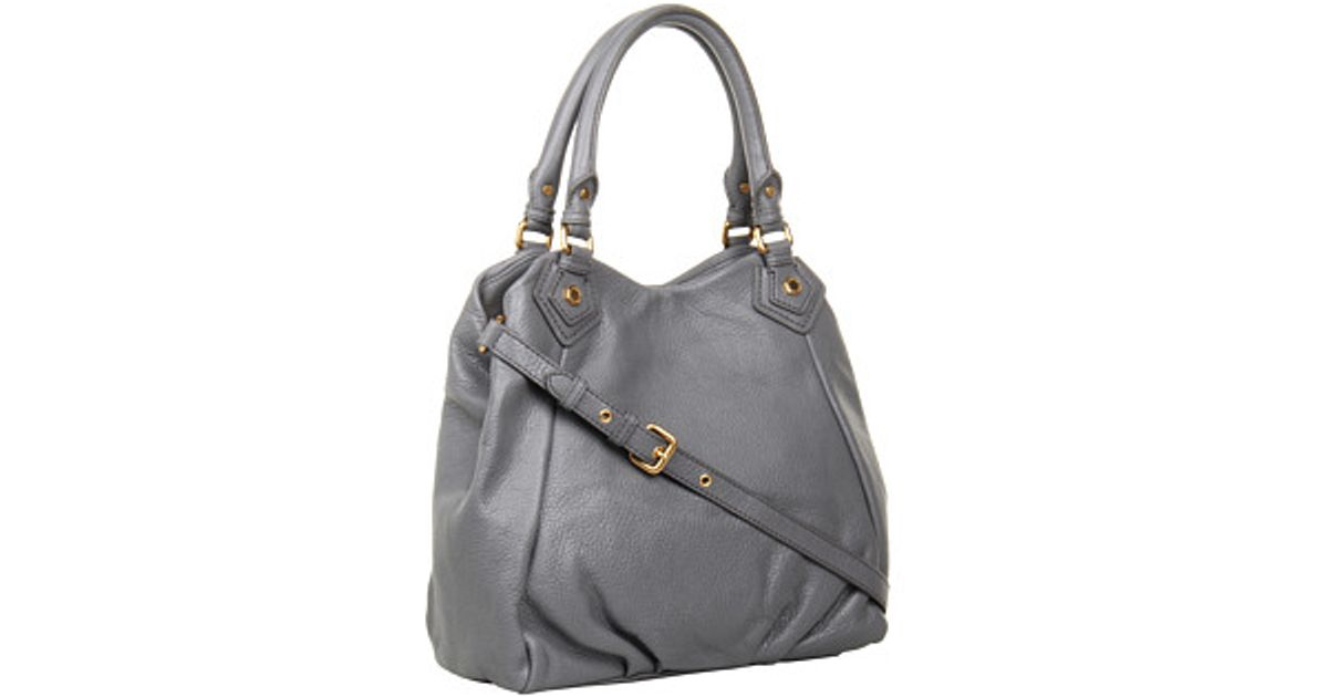41c93246bed7 Lyst - Marc By Marc Jacobs Classic Q Fran Tote in Gray