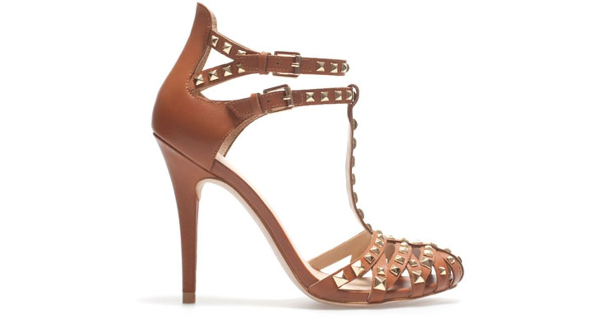 Femdomlady spiked high heels cumshot 6