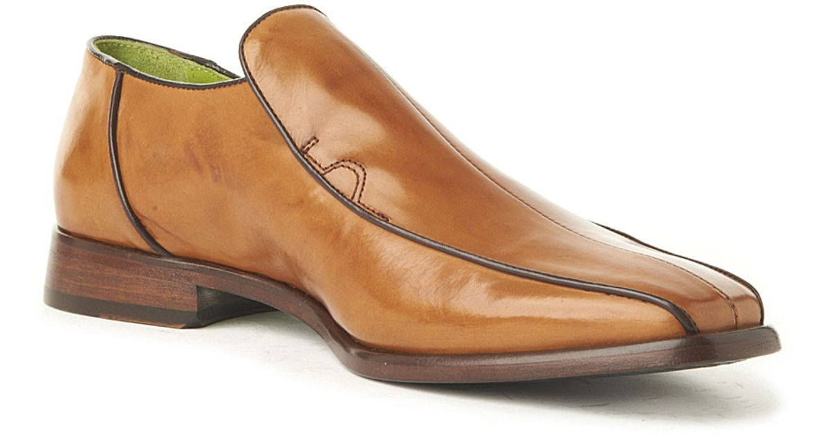Oliver Sweeney Leather Rome Loafers in