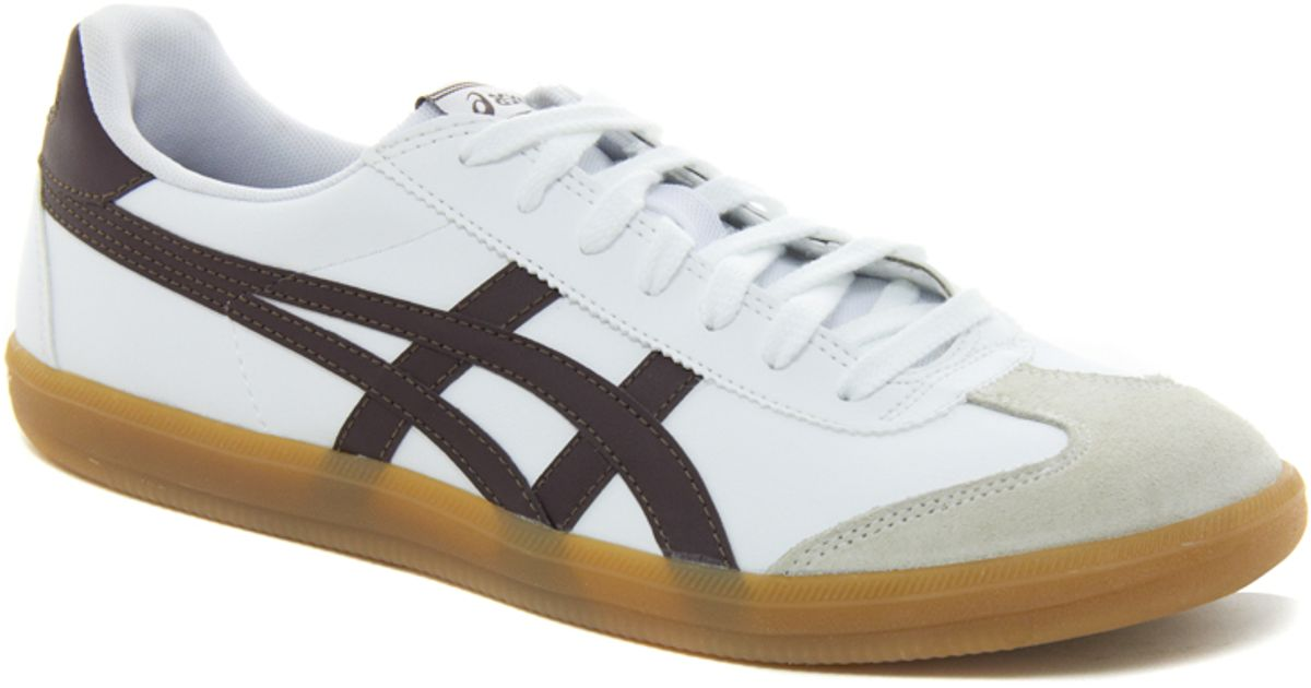 quality design ffbd1 b73fa Onitsuka Tiger White Tokuten Suede Trainers for men