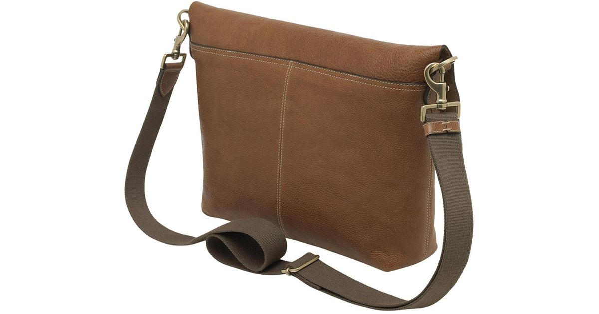 abcbfc9d7cda ... finest selection b4526 38021 Lyst - Mulberry Barnaby in Brown for Men   super popular 86b88 808a9 Lyst Mulberry Barnaby Leather Messenger Bag In  Black ...