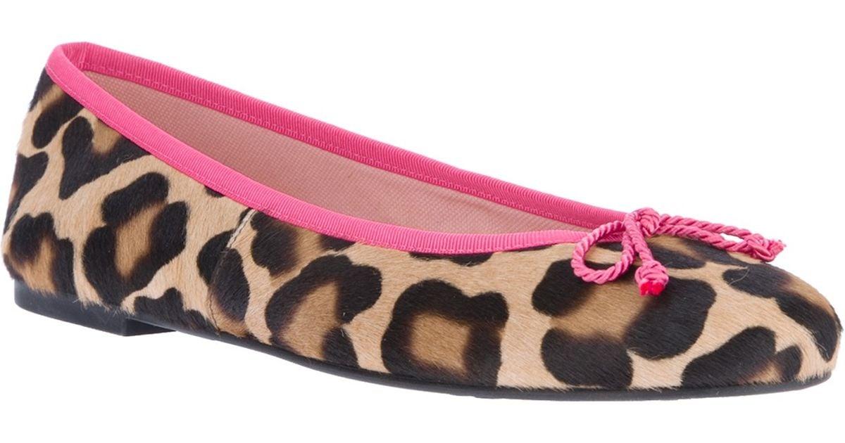 Pretty Ballerinas Leopard Print