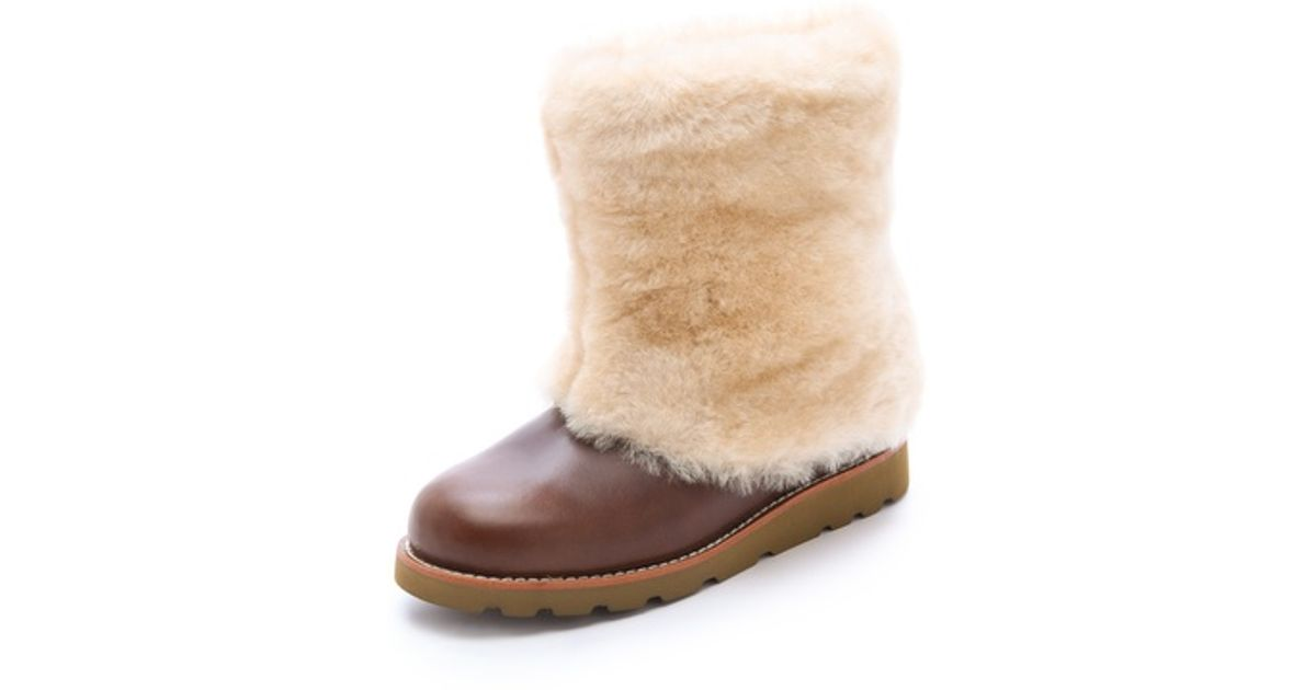 outside ugg boots