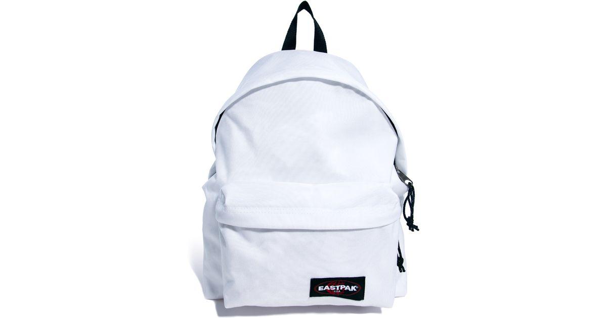 laagste prijs lage prijs verkoop groothandel verkoop Eastpak White Pakr Backpack for men
