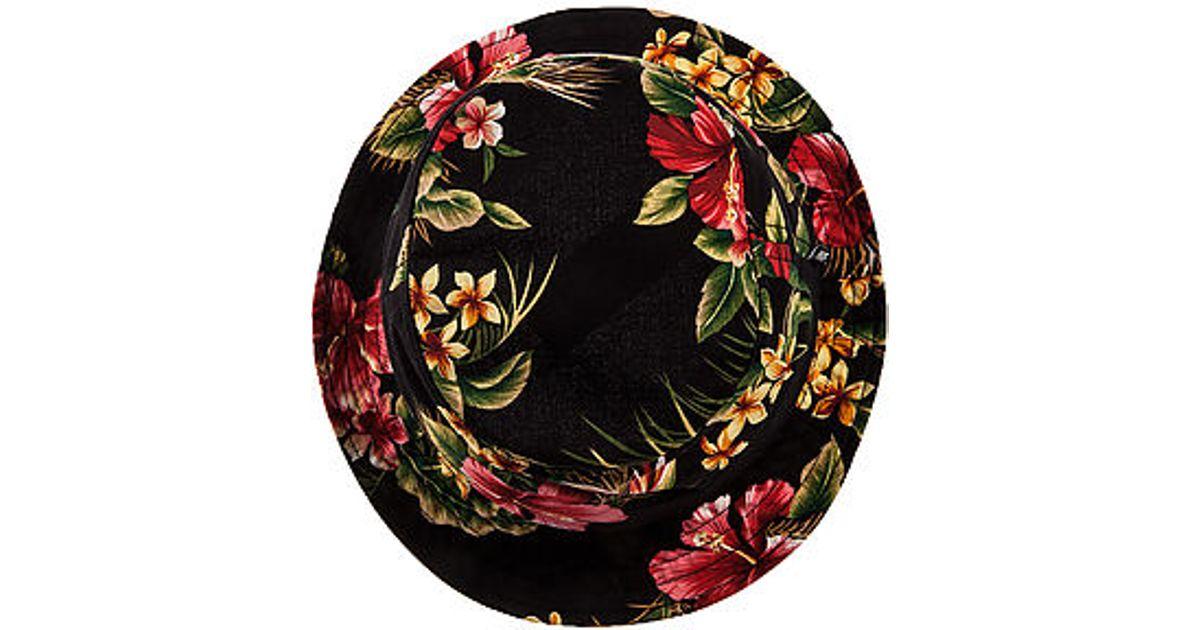 e411d156097 Lyst - Huf The Hawaiian Bucket Hat for Men