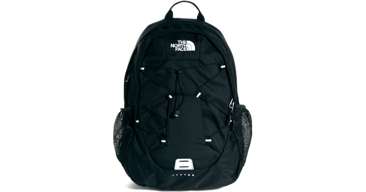 32bc3cd6f The North Face Black Jester Backpack for men