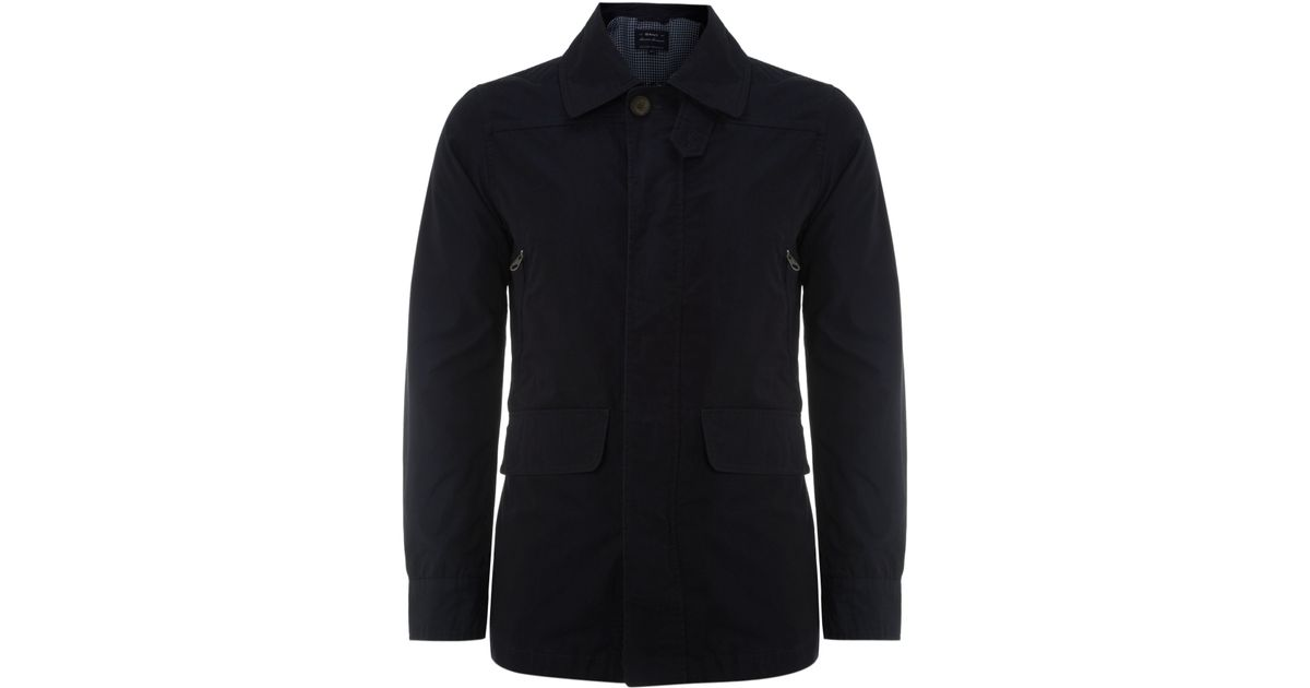 Gant The Suffolk Jacket In Blue For Men Lyst