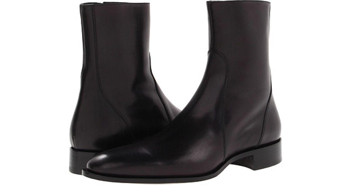 5021ebb0ecf5e Lyst - DSquared² Bond Street Ankle Boot in Black for Men