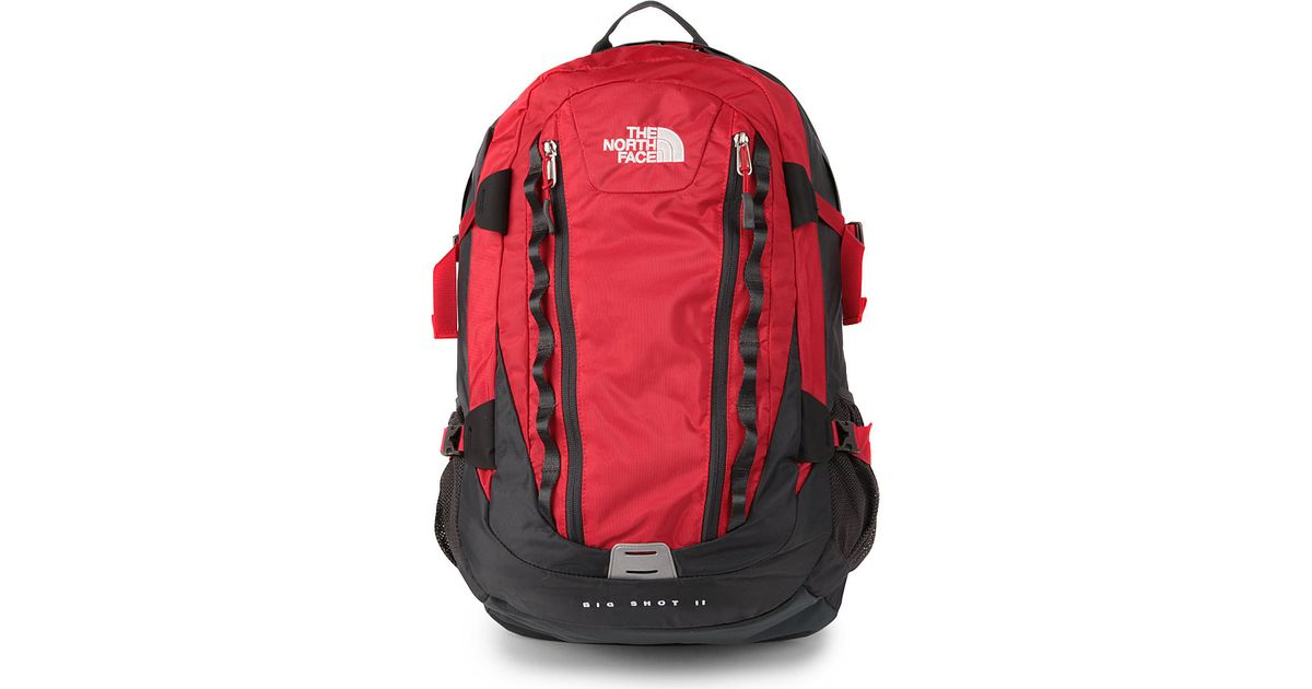 4852572a05 The North Face Red Big Shot Ii Laptop Backpack for men