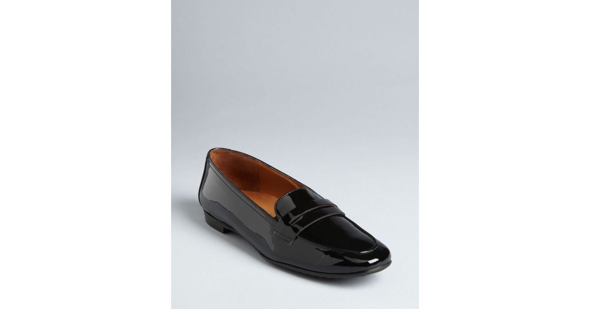 e15d575047b Paul Green Loafers Nicky in Black - Lyst