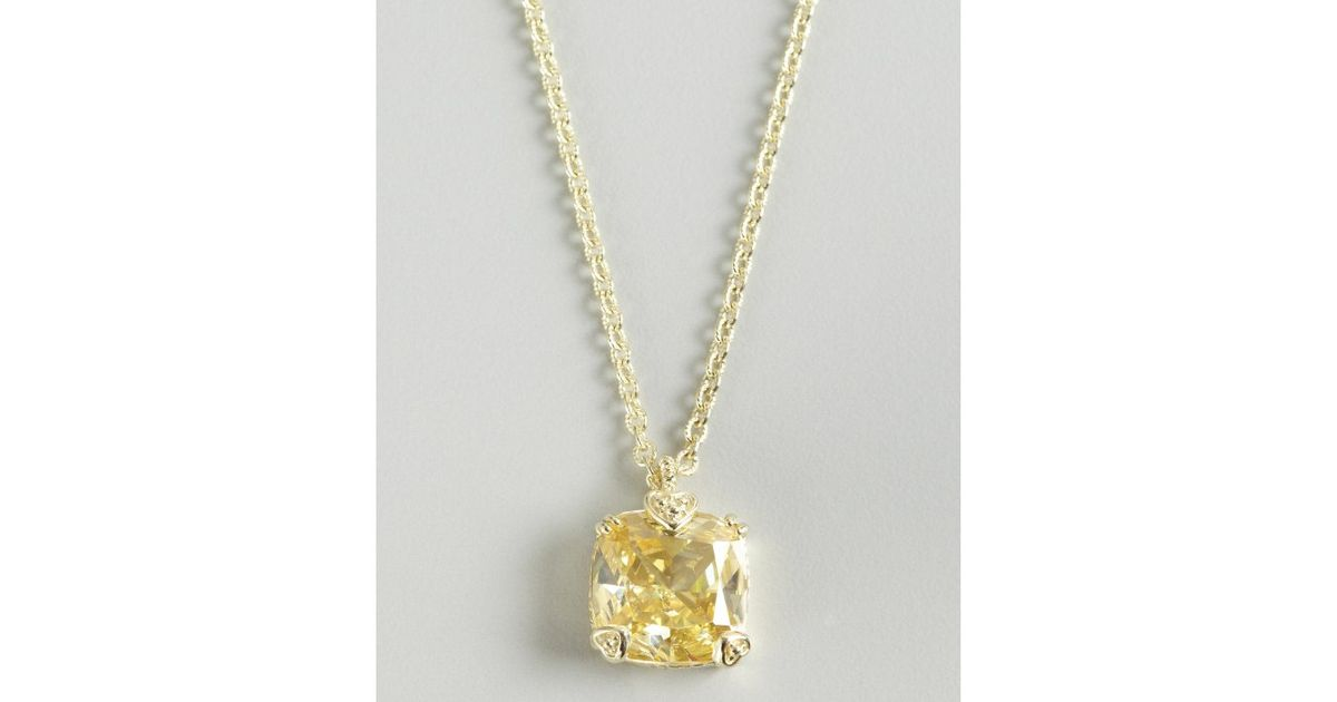 gold cj estate ripka products of yellow charles pendant judith jewelers necklace diamond