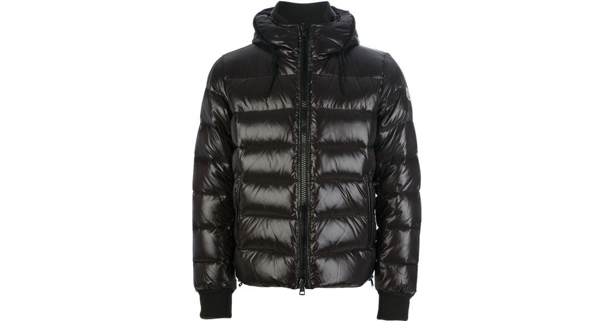 311c68f27 Moncler Black Aubert Jacket for men