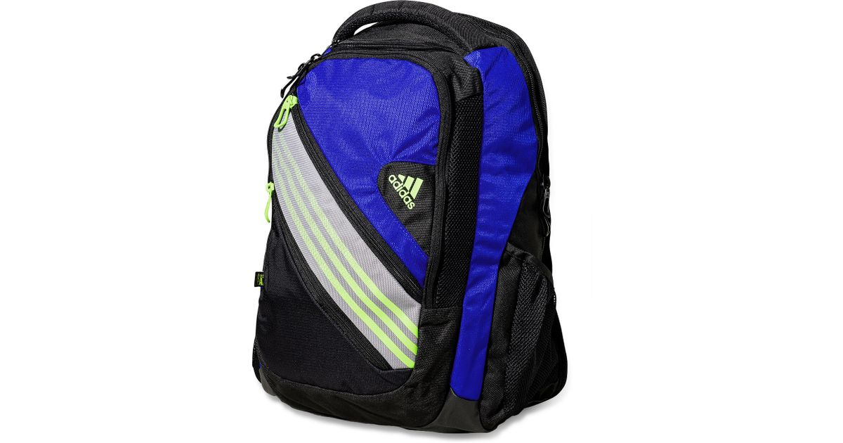 Lyst - adidas Climacool Speed Iii Backpack in Blue for Men be7ec6468b