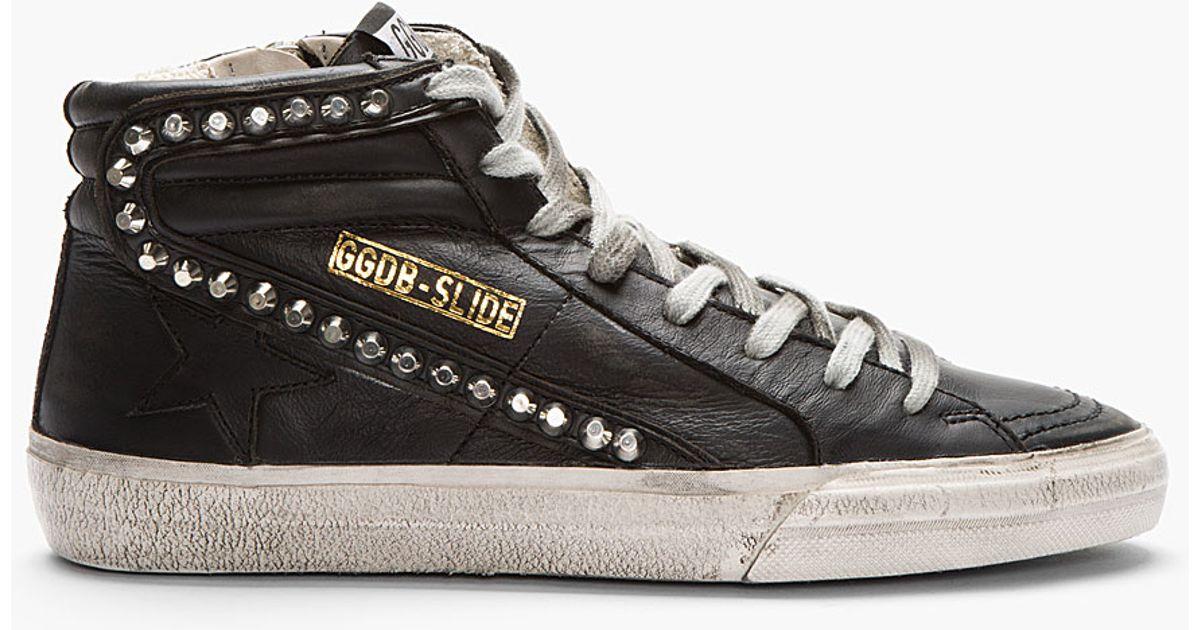 Golden Goose Deluxe Brand Suede Black