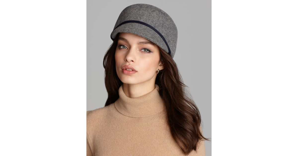 421e39583 Genie by Eugenia Kim Gray Bettina Wool Felt Cap