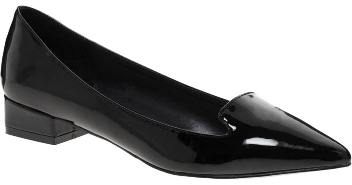 c591f8e7812 Carvela Kurt Geiger Black Lizzie Pointed Low Heel Shoes
