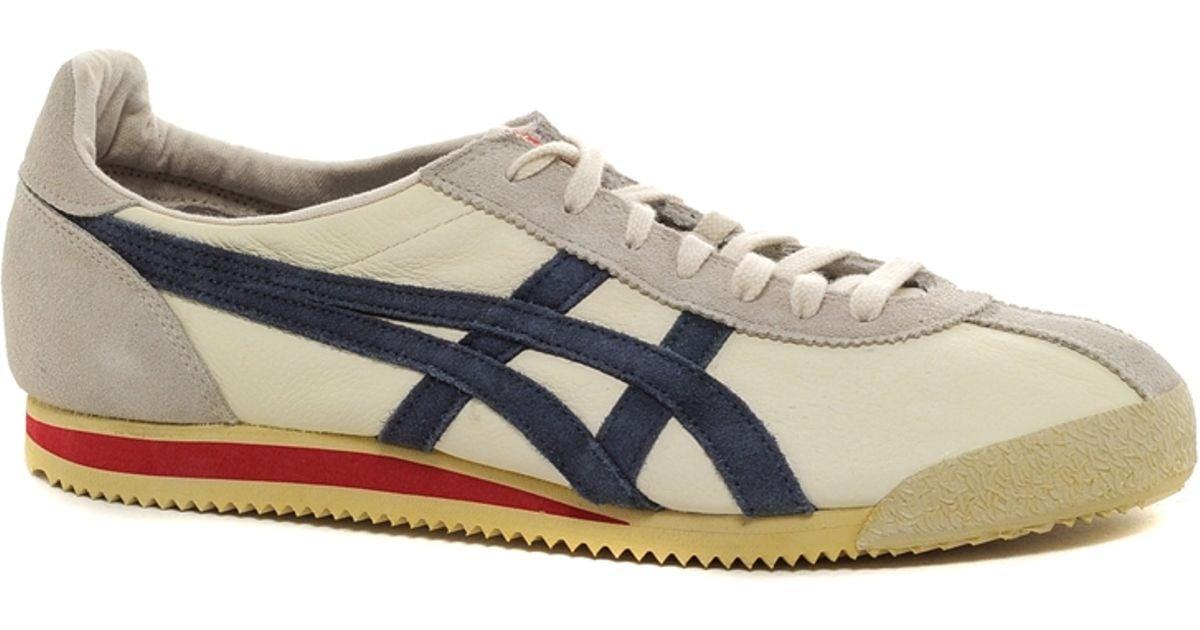 popular stores genuine shoes super specials Lyst Asos Män Tiger Grå Onitsuka För Vintage I Corsair ...