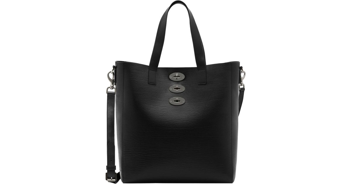 13bc3640b9 ... where can i buy lyst mulberry brynmore tote in black for men 1c1e4 be0ec