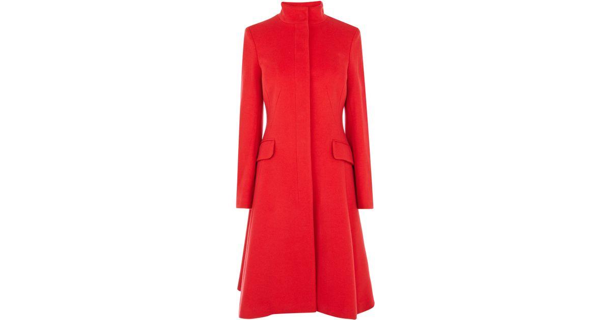 Coast Alvina Coat in Red   Lyst