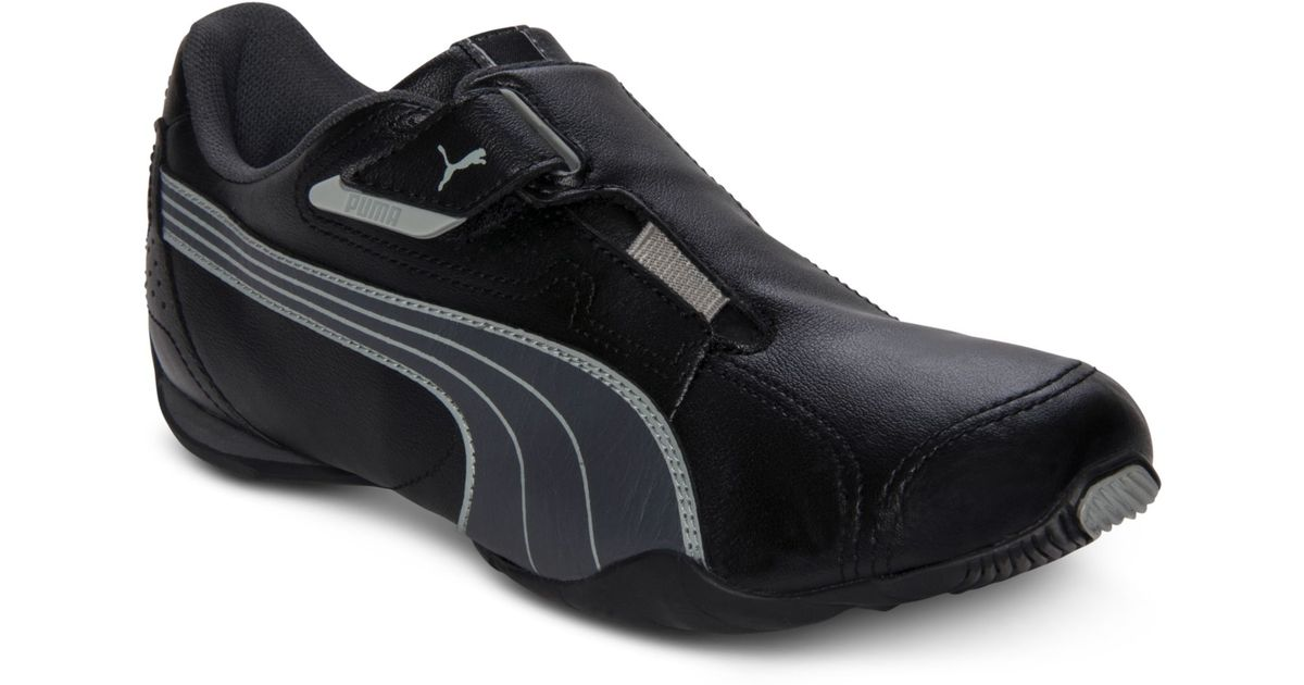 photos officielles c043a e62c9 PUMA Black Men'S Redon Move Casual Sneakers From Finish Line for men