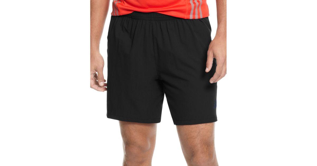 In Running Black 7 Lyst Men Supernova For Shorts Adidas PqwHOXgT
