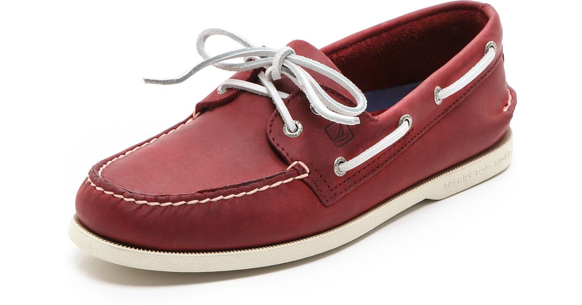 Sperry Top-Sider A/O Classic Boat Shoes