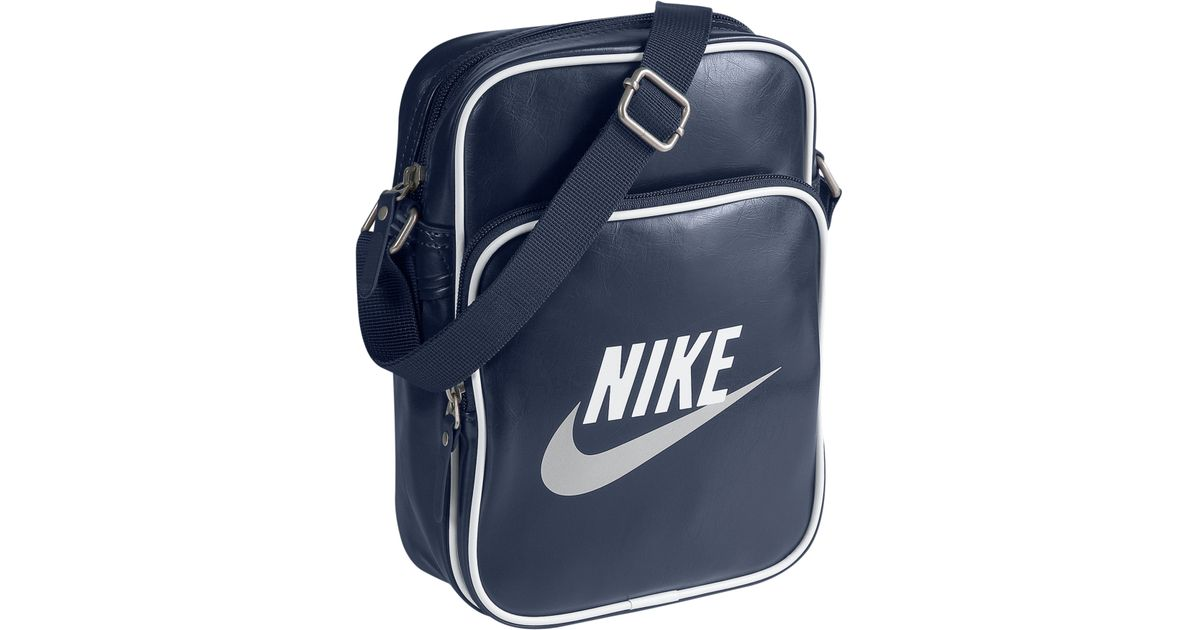 b568b0c35d Nike Heritage Ii Small Items Bag in Blue for Men - Lyst
