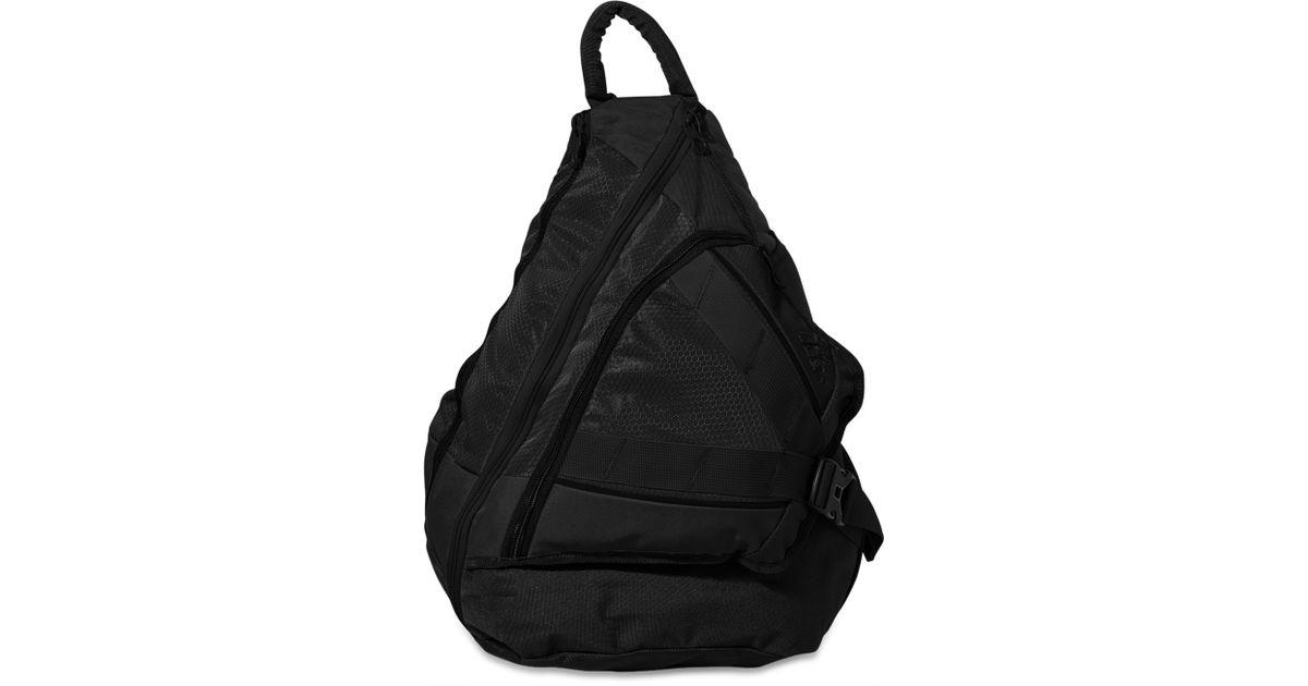 ddf68a4672 Lyst - adidas Rydell Sling Backpack in Black for Men