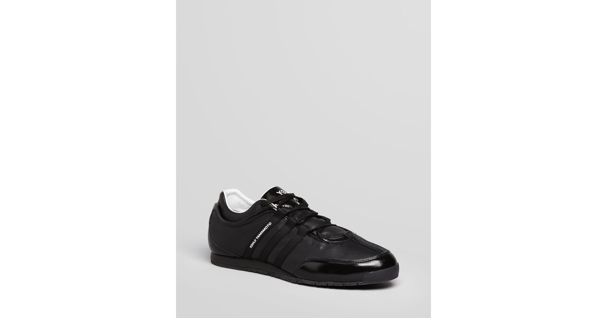 1d31377fe3ff1 Lyst - Y-3 Classic Boxing Sneakers in Black for Men