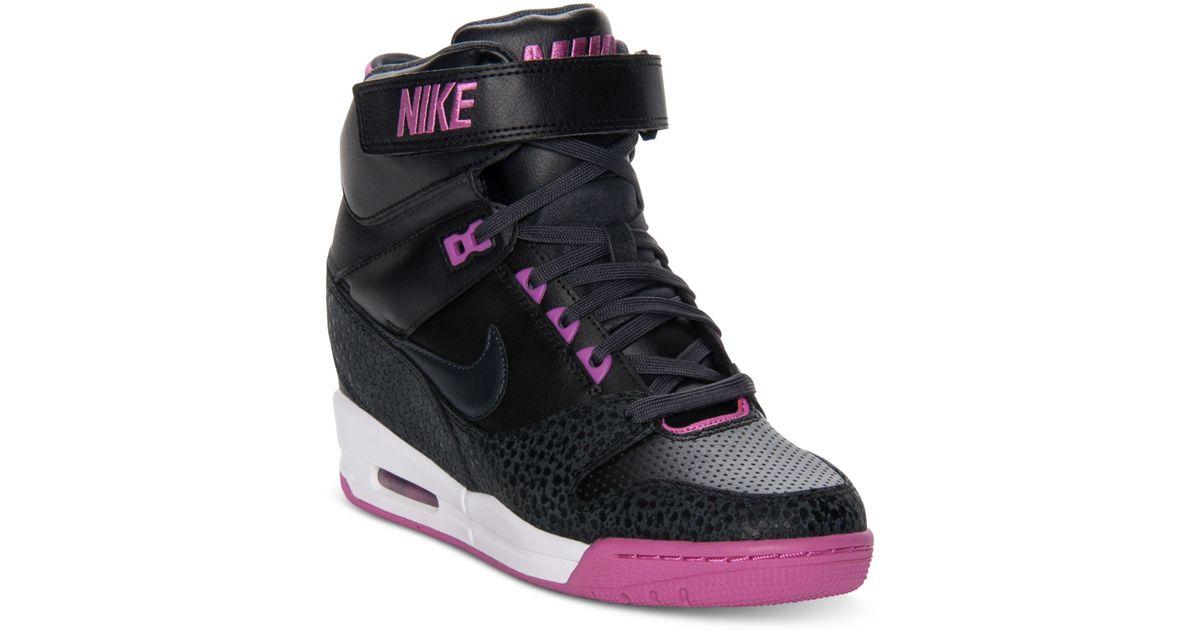 Nike Air Revolution Sky Hi Casual Wedge