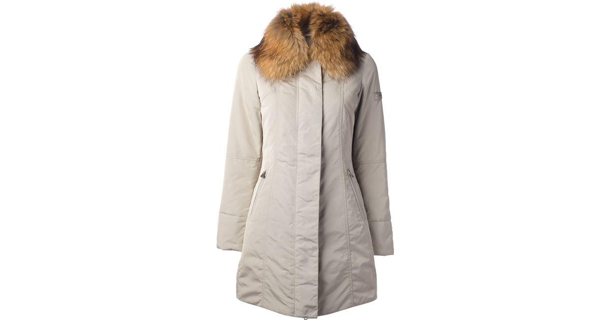 quality design f1cbc 10a46 Peuterey Natural Metropolitan Coat