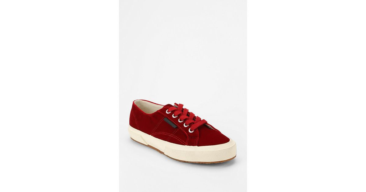 sale recommend outlet Cheapest Man Repeller x Superga Velvet Low-Top Sneakers w/ Tags free shipping sale online low price fee shipping for sale view cheap online VPrFZP