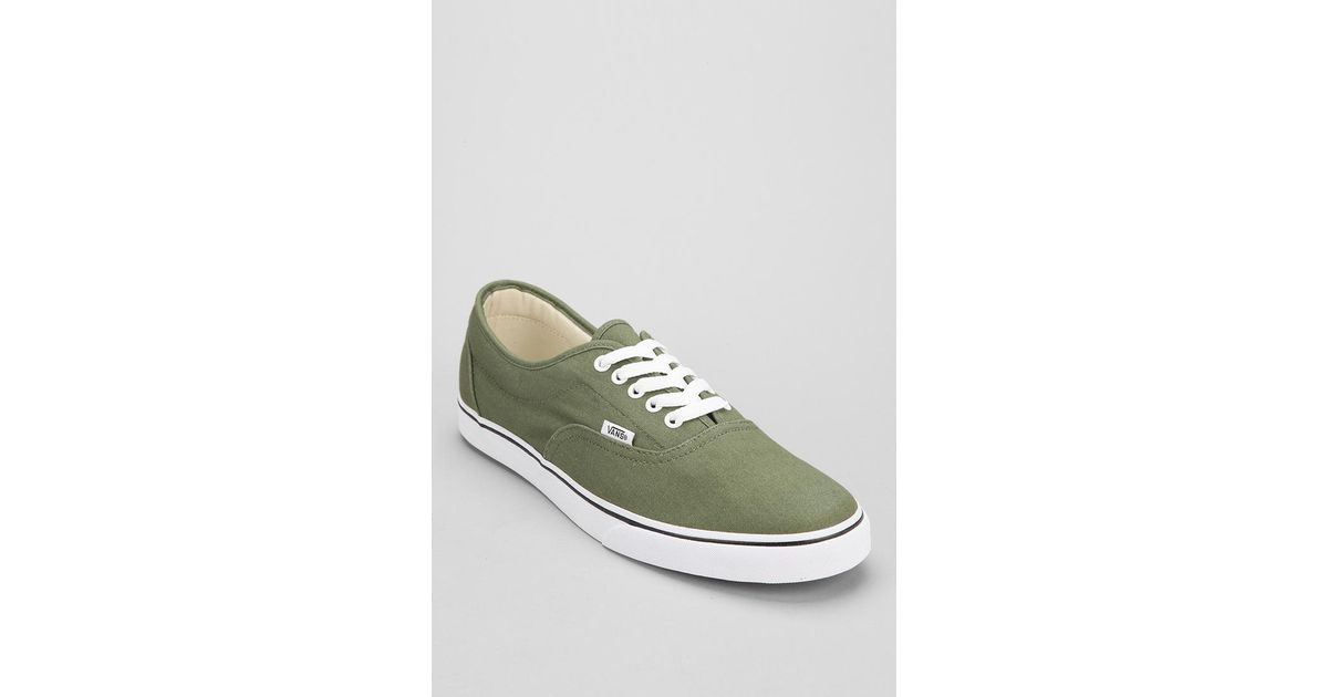0c88076accb2 Lyst - Urban Outfitters Lpe Canvas Mens Sneaker in Green for Men