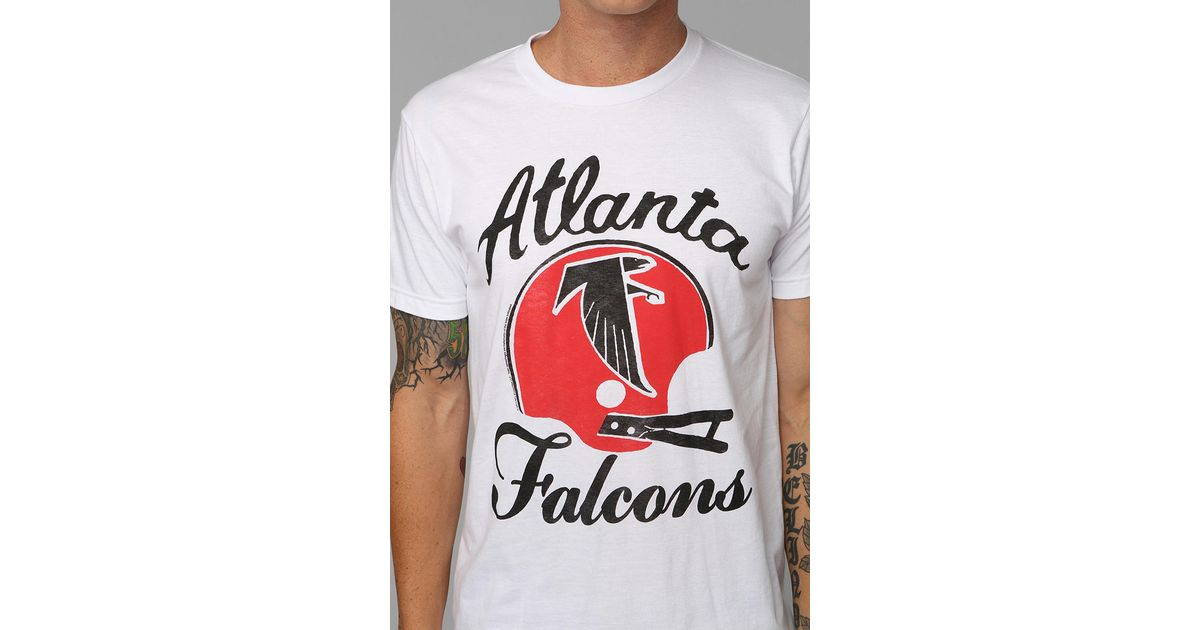 39dc0b40 Urban Outfitters White Junk Food Nfl Atlanta Falcons Tee for men