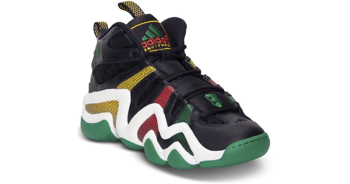 adidas Crazy 8 Basketball Sneakers for