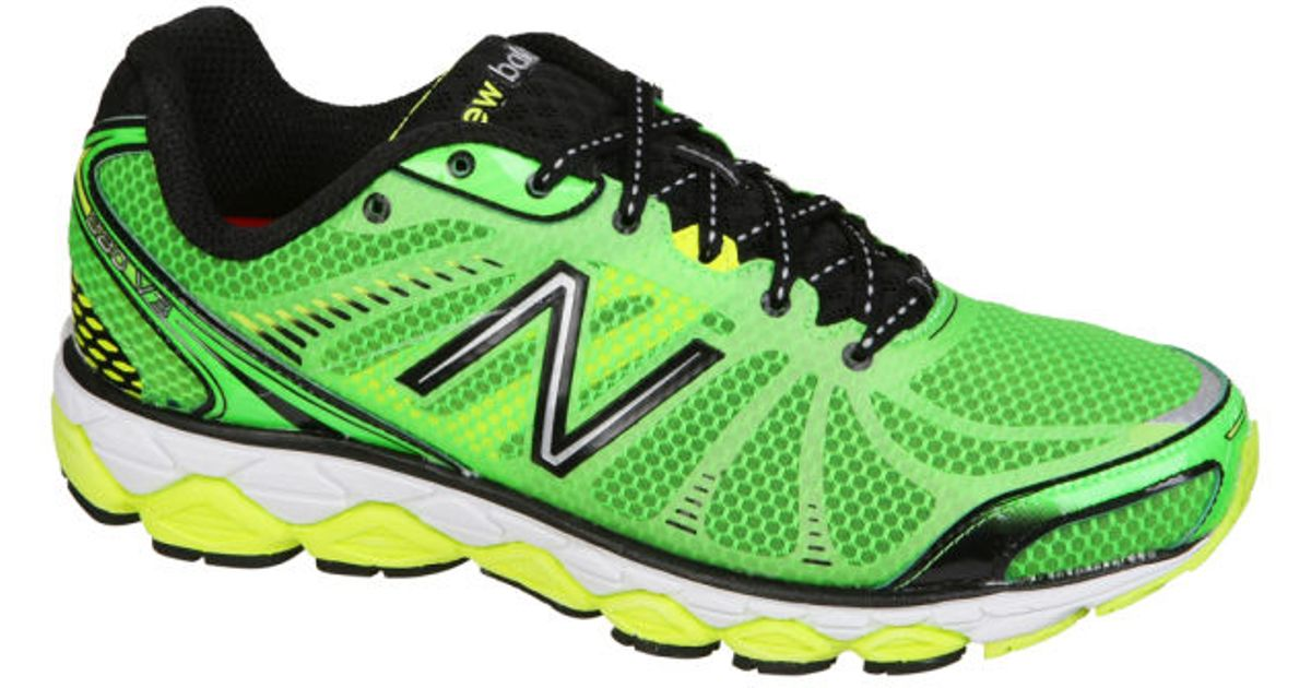 New Balance Green Mens M880gy3 Neutral Running Shoes for men