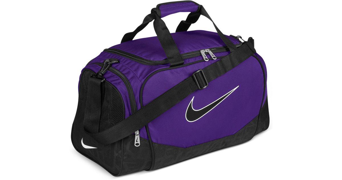 c2d7528dd0 Lyst - Nike Small Duffle Bag in Purple for Men
