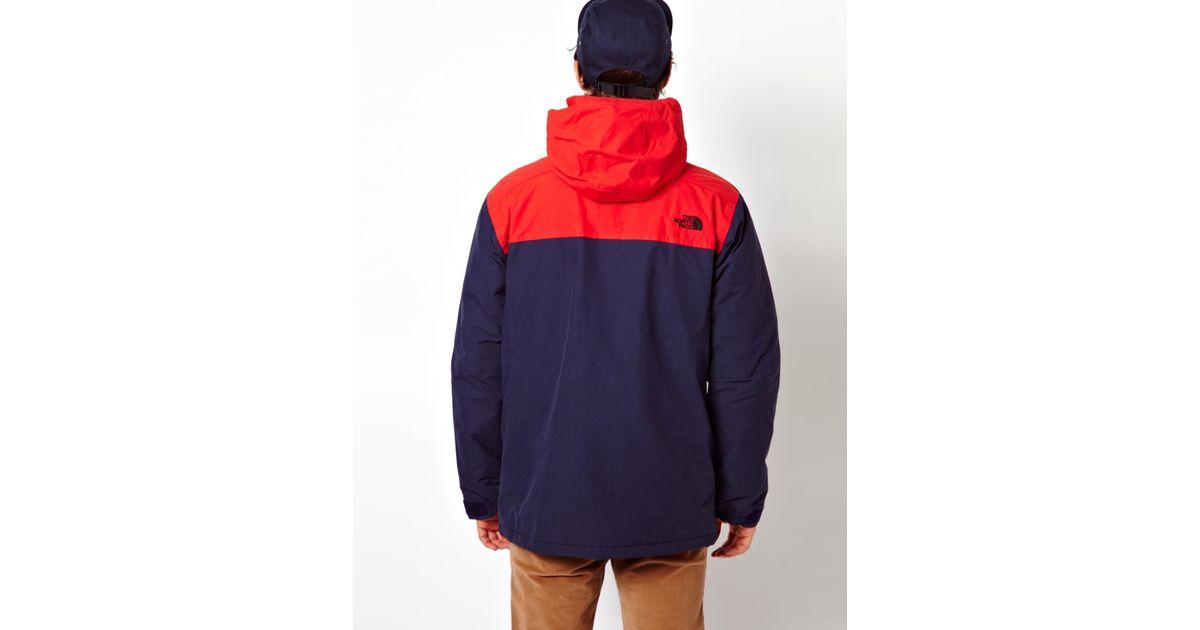 3f927384b550 Lyst - The North Face Tdubs Snowsport Jacket in Blue for Men