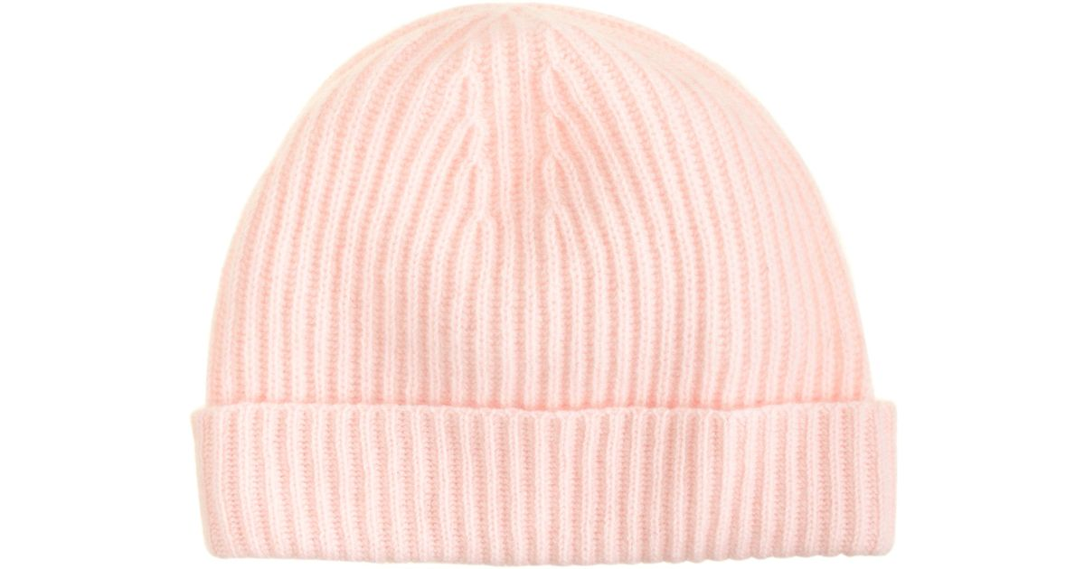 d26a27690 J.Crew Pink Cashmere Hat
