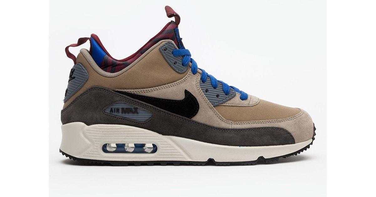 Nike | Air Max 90 Sneakerboot Prm | Lyst