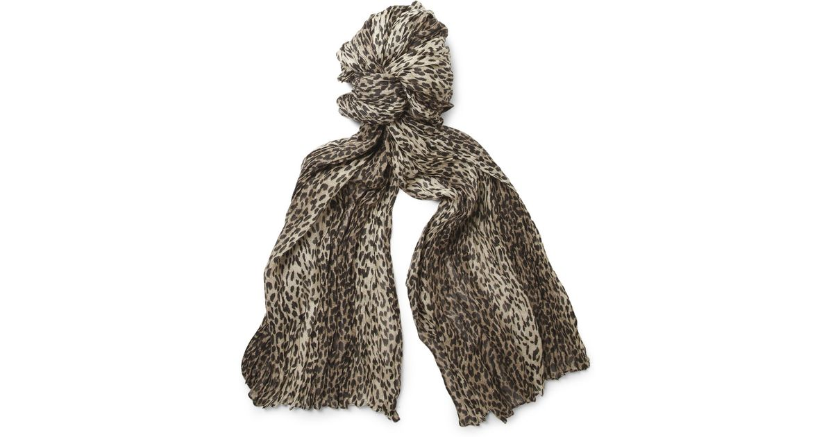 Accessories - Oblong Scarves Au Jour Le Jour sYdM3tD3oI