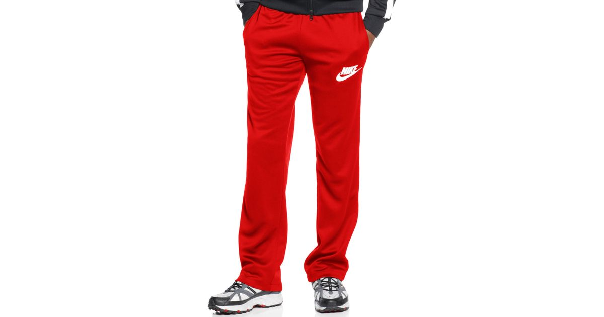 Moretón Fracaso plantador  red nike track pants off 62% - masons.co.in