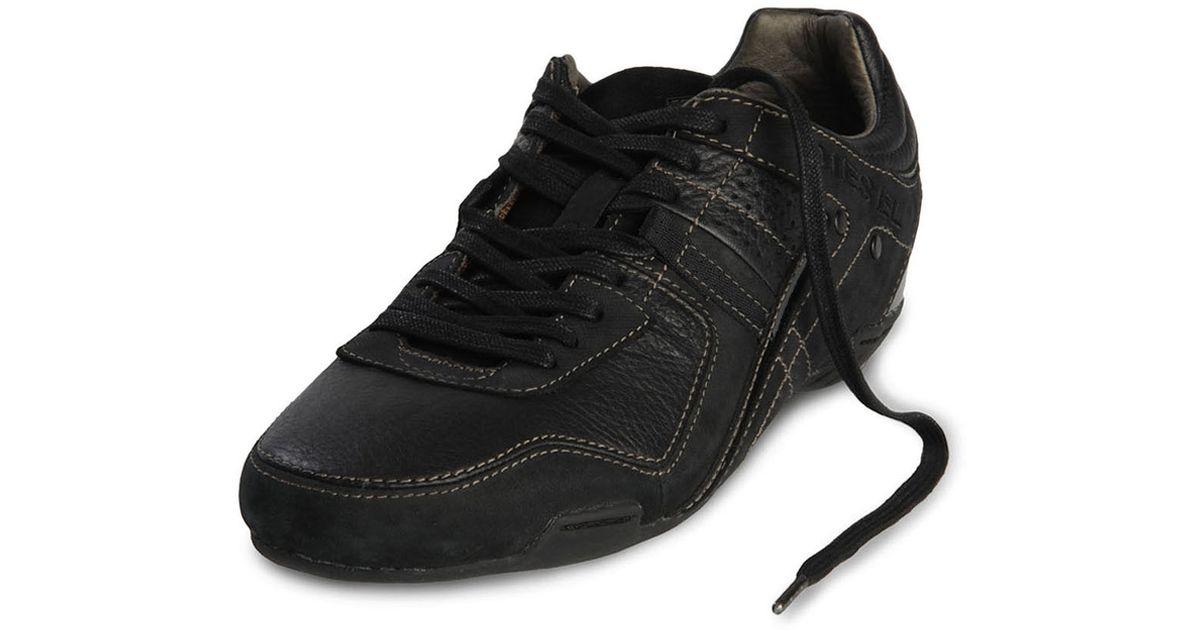 best cheap 5aa2f bc591 DIESEL Black Korbin Ii for men